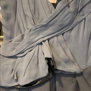 J. Mendel Dresses - J Mendel Corseted One Shoulder Dress